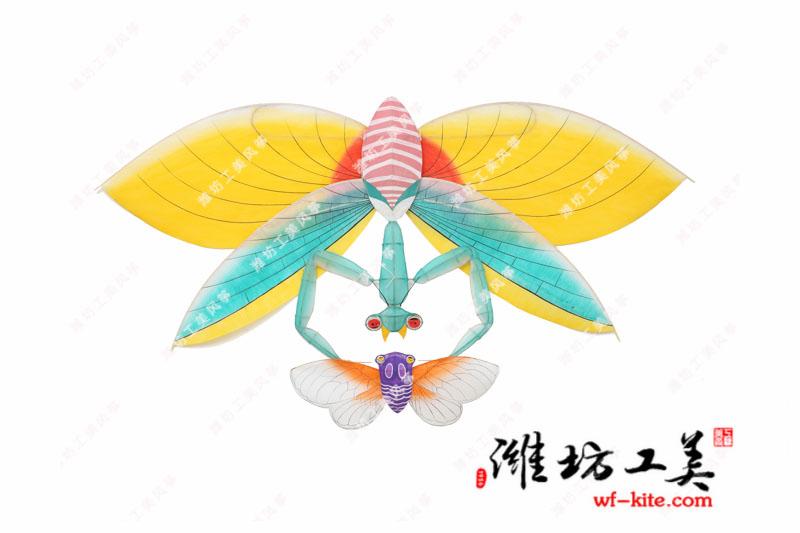 潍坊风筝博物馆—风筝批发