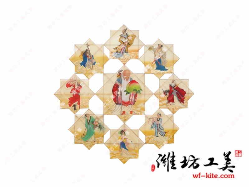 潍坊风筝博物馆—风筝表演